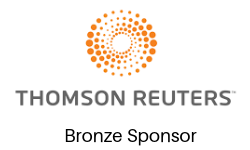 Thompson Reuters Bronze Sponsor